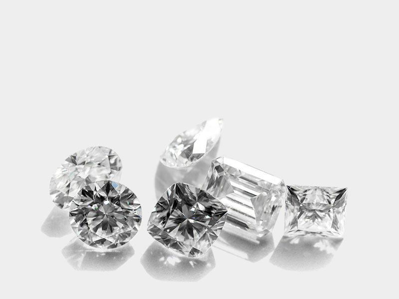 Diamond Education Learn about the four Cs of diamonds. McCarver Moser Sarasota, FL